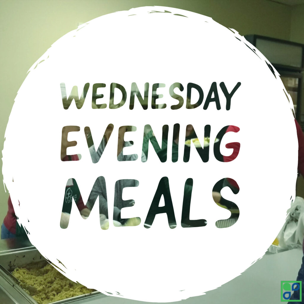 Bethlehem Baptist Church Wednesday Evening Meals